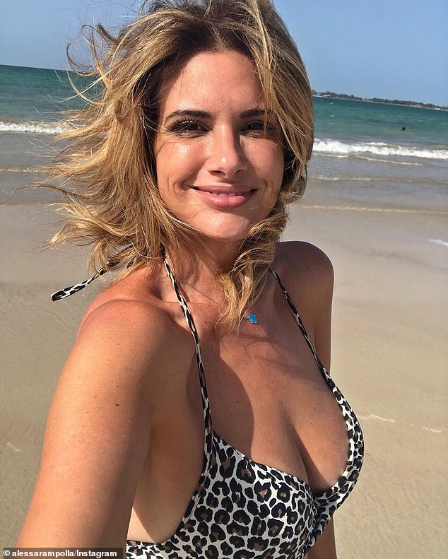Meet Married At First Sight's VERY saucy new sexologist!Puerto Rican sexologist Alessandra Rampolla, 46, (pictured) will replace Trisha as MAFS' newest relationship expert in 2021