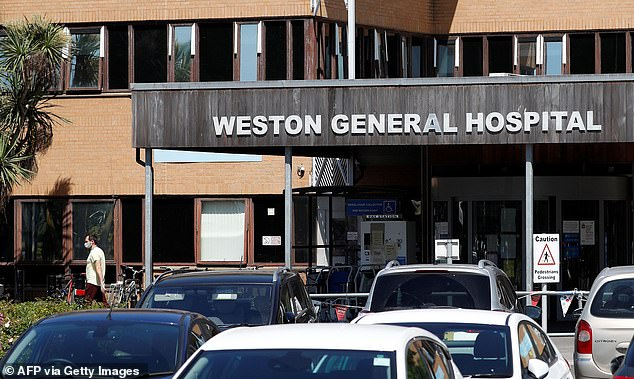 It comes after Weston General Hospital in Somerset issued an apology last week after an investigation found that 18 people may have died after contracted the infection while getting treatment there in May