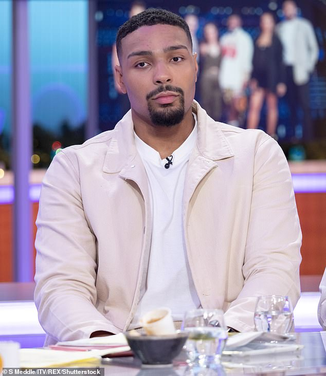 Response:Jordan Banjo lashed out Wednesday morning after a Twitter user branded him 'a disgrace' for taking part in Diversity's controversial Black Lives Matter routine on Britain's Got Talent
