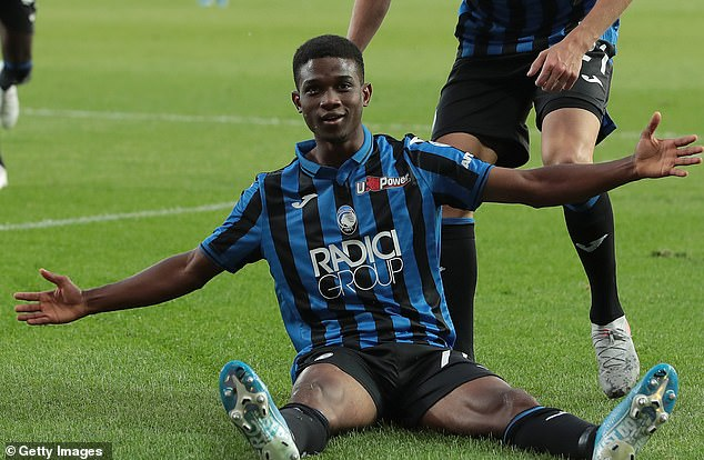 Manchester United are reportedly considering a move for winger Amad Trare from Atalanta