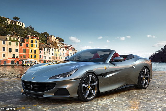 The Portofino M is named after the exclusive, glamorous and elegantly upmarket seaside resort on the Italian Riviera