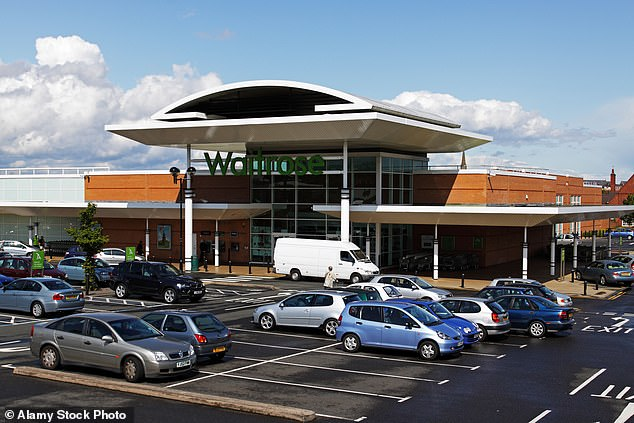Wolverhampton's Waitrose (pictured) will be closed but its staff taken care of by Tesco