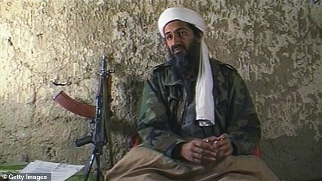 Just prior to leaving the CIA, his colleagues said he developed an increasing and unsettling tendency voice support for 'revolutionaries' – such as bin Laden – who were willing to use violence in pursuit of their beliefs
