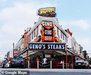 The Pat's and Geno's cheesesteak debate is one of Philly's greatest food rivalry's, according to Phillybite.com