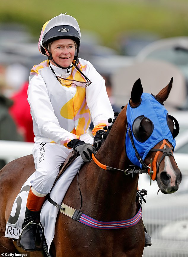 Harding, a former jockey, is also on the board of the Jockey Club ¿ which famously put on the Cheltenham Festival, attracting crowds of 250,000 people just as lockdowns were taking effect all over the world