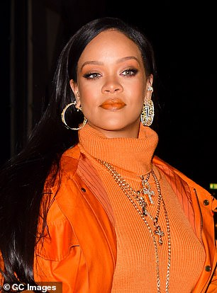 Future head of state? Rihanna fans thought the singer would the perfect replacement for Queen Elizabeth