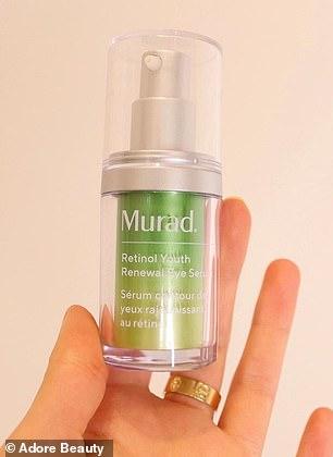 $135 Murad Resurgence Retinol Youth Renewal Eye Serum