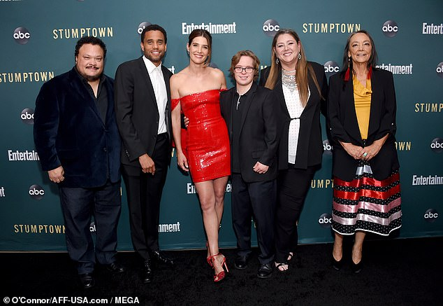 Co-stars:The show also stars Michael Ealy, Jake Johnson, Adrian Martinez, Cole Sibus, Camryn Manheim and Tantoo Cardinal