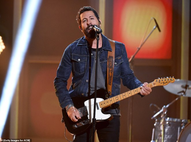 Another medley:As if two medleys were not enough to satiate Country Music lovers, Old Dominion's very own Matthew Ramsey took fans down memory lane by playing some of the bands biggest hits
