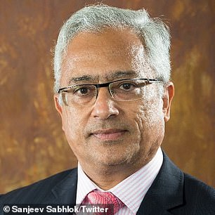 Sanjeev Sabhlok resigned from the Victorian Treasury last week
