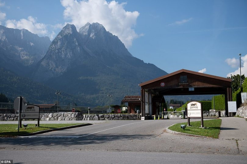 The Edelweiss resort has vacation cabins and 258 rooms and suites