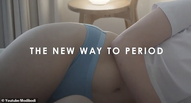 ModiBodi has released an advertisement featuring shots of real period blood to normalise the stigma around women's menstrual cycles