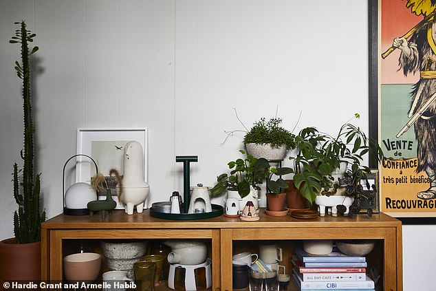 His obsession with plants started organically when he helped his parents and grandparents with gardening at a 'very young age'