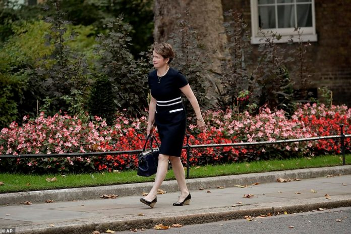 Testing tsar Baroness Dido Harding was in Downing Street today amid mounting questions about the government system