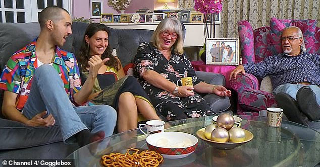 Controversy:Gogglebox has sparked complaints to media watchdog Ofcom after the Michael family bemoaned the blame being placed on young people during the COVID-19 pandemic