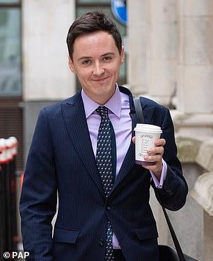 Defund the BBC Campaigner Darren Grimes
