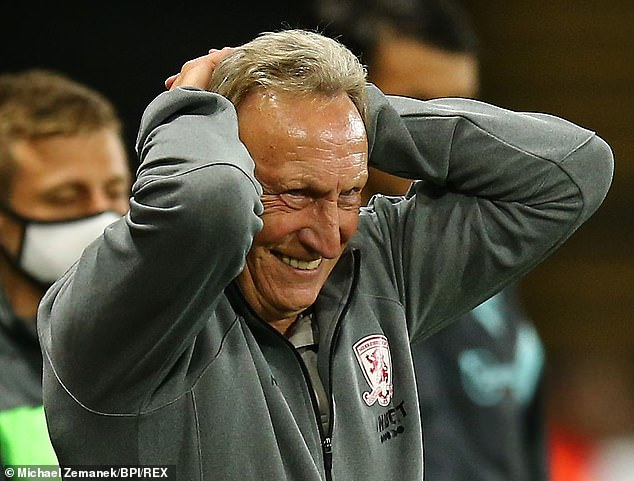 Warnock, 71, is understood to be self-isolating in the north east after returning a positive result