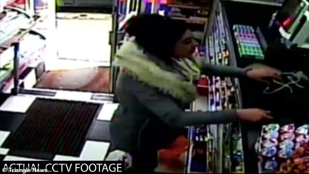 The mother-of-two was last seen on CCTV in a mobile phone shop in Worthing in West Sussex on 7 March, 2018, with 'a number of mobile phones'