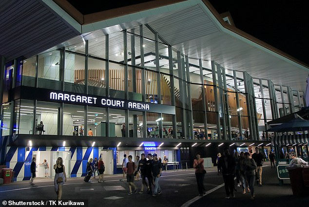 There are growing calls to rename Melbourne's Margaret Court Arena (pictured) over the tennis veteran's controversial views on homosexuality and race