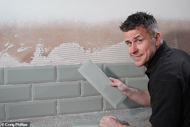 Craig Phillips returned to our TV screens this week on Channel 5's How to Add 20K To Your Home last night, where the trained brick-layer revealed his best DIY tips