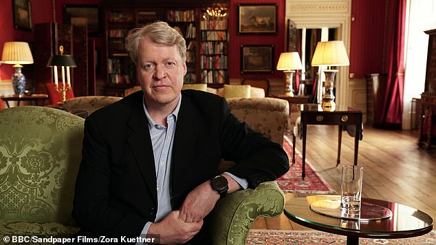 Earl Spencer - who is also the brother of the late Princess Diana - released a much-praised book on the sinking last year