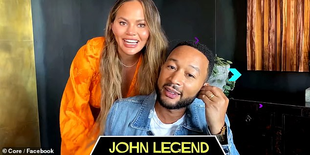 Fun:John Legend played football star Charles Jefferson, originally played by Forest Whitaker, and the role of his younger brother Little Charles