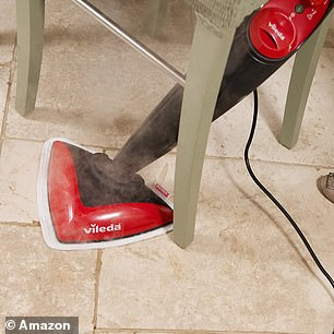 Suitable for use on all sealed hard floor types such as tiles, vinyl, wood and laminate