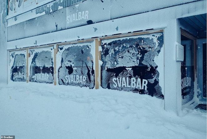 'You must like excitement and have a good portion of adventurous spirit to run a bar on Svalbard,' owner John-Einar Lockert said