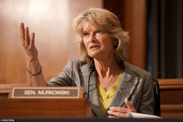 Sen. Lisa Murkowski (R-Alaska) has said she will not vote on a nominee before the election