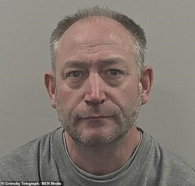 The former store manager had evaded arrest for 24-hours after strangling Joanne Hamer with a dressing gown cord at their home in Worlaby, North Lincolnshire
