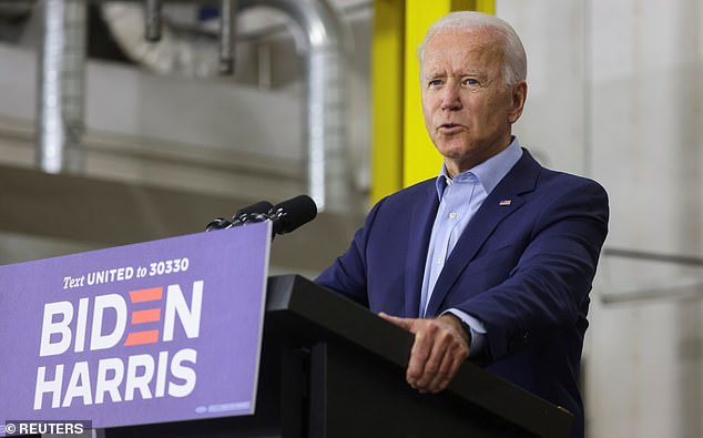 Biden has said he does not want to release his list of potential Supreme Court nominees yet until they are properly vetted but that he will nominate an African American woman