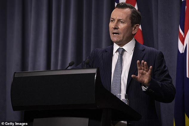 Premier Mark McGowan said on Friday at least one and possibly two extra quarantine hotels would need to be set up to accommodate the extra 500 returnees