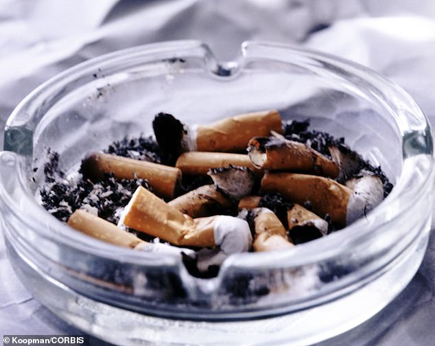 Labour-run Hammersmith and Fulham council has banned staff from smoking at their desks while they are working from their own home. The ban has been criticised as a 'moral crusade' by campaigners [File image]