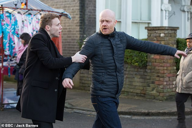 Legendary:Jake first joined the EastEnders cast in 2006, and has faced his fair share of drama, including womanising, a secret marriage and even being framed for murder