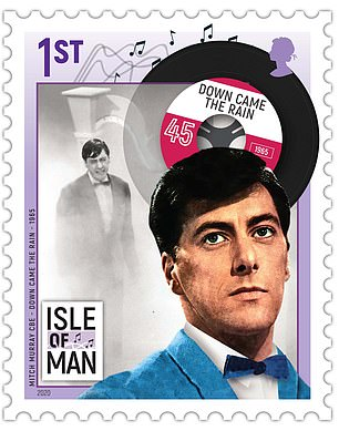 Now Commander Murray, as he¿s known to his songwriting mates, has been rewarded with a singular recognition ¿ a series of commemorative stamps from the Isle of Man Post Office, signed off by Her Maj