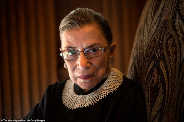 Ginsburg's dying wish was that 'I will not be replaced until a new president is installed' - a wish many feel must be honored
