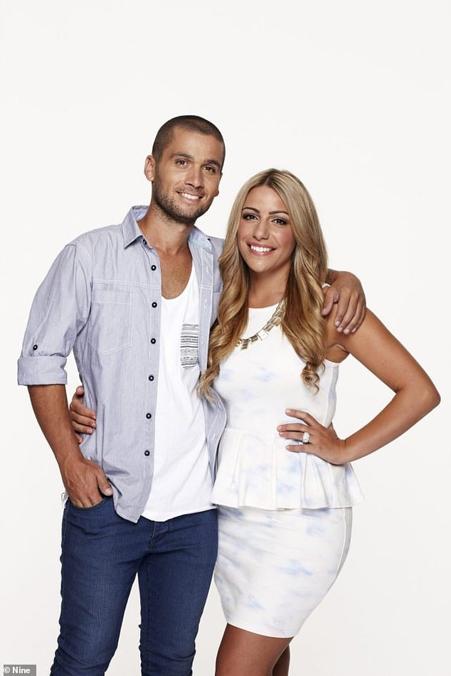 Remember them? The couple, who competed on The Block: Sky High, took home a profit of $242,000 in 2013 when their South Melbourne apartment sold at auction for $1.5 million