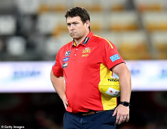Fresh details have emerged about a shocking video showing AFL coach Stuart Dew urinating outside a Gold Coast nightclub, who claims the video is two years old