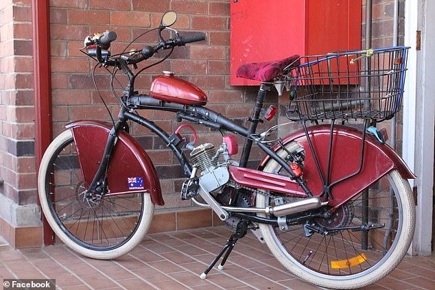 Several of Mr Murphy's electric bikes were stolen while he was living in Redfern