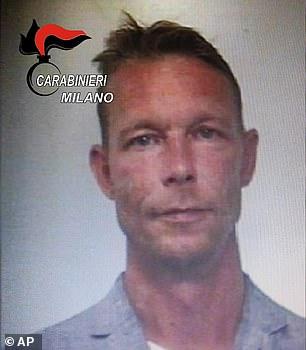 Investigators believe Christian Brueckner, 43, (pictured) may have attacked Hazel Behan in her Algarve apartment in 2004