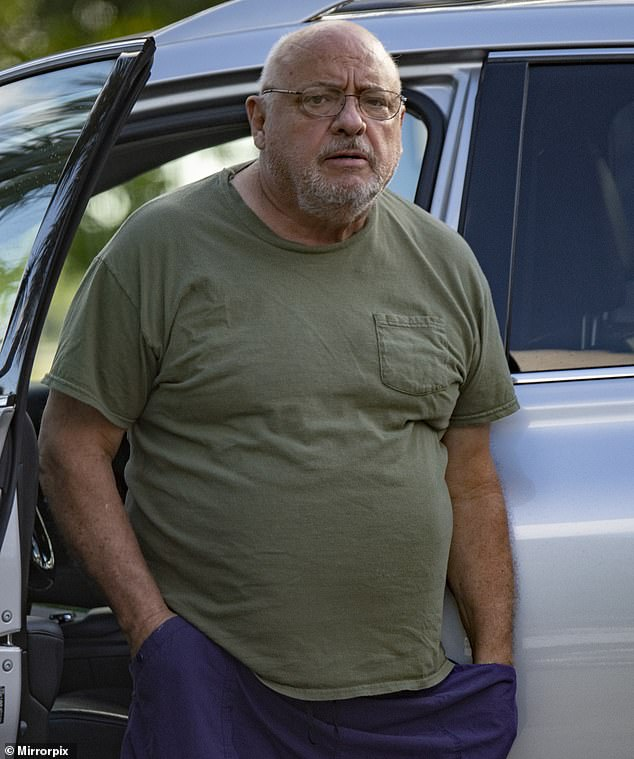 'I hate him but I can't leave,' Maxwell reportedly said to Alessi (pictured). Alessi, 70, worked for Epstein from 1991 to 2006 first as a maintenance guy on his homes and then the housekeeper and driver in Palm Beach