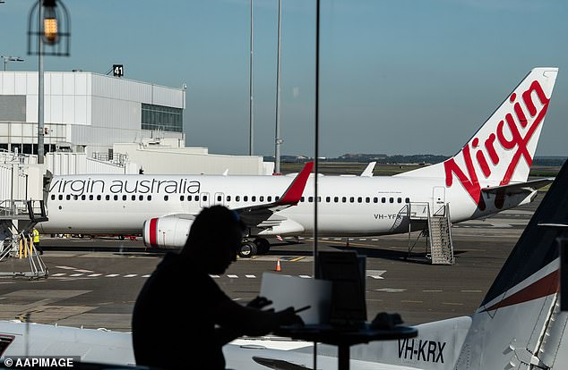Virgin is planning to resume Canberra to Adelaide flights from October 12 and to increase flights from Sydney to Adelaide to three each week from October 2