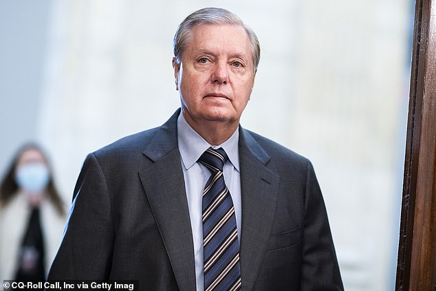 Senate Judiciary Committee Chairman Lindsey Graham is looking to hold the confirmation hearing for Donald Trump's Supreme Court nominee on the week of October 12 so a vote can be scheduled before Halloween