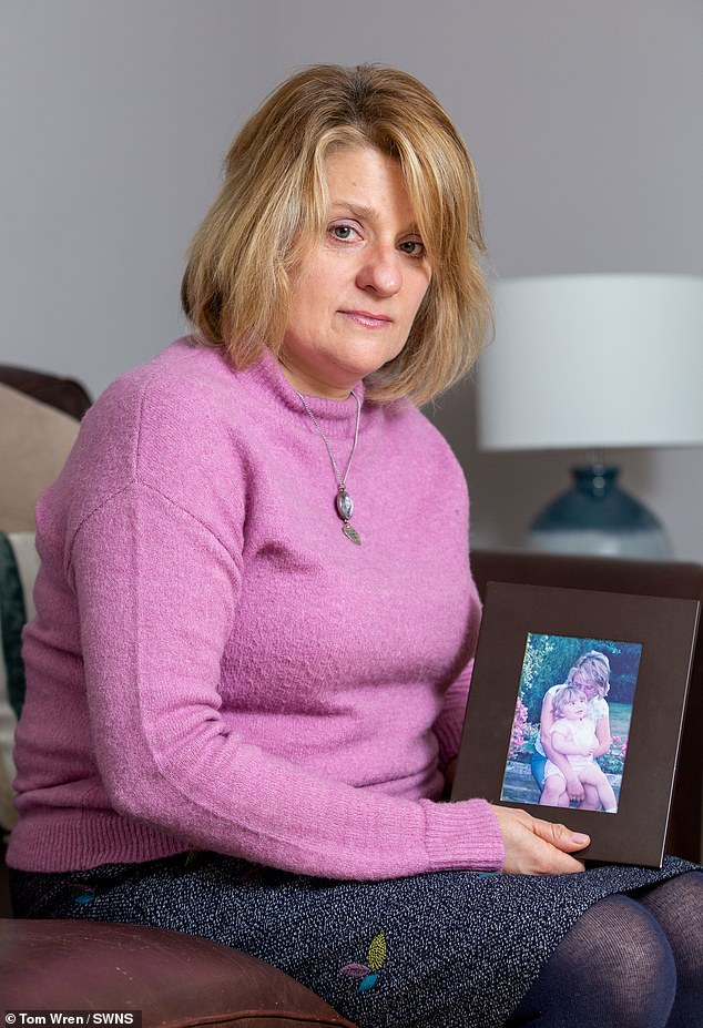 Carole Gould, 49, said she knew from the moment she heard that news about Ellie her THomas Griffiths was the killer