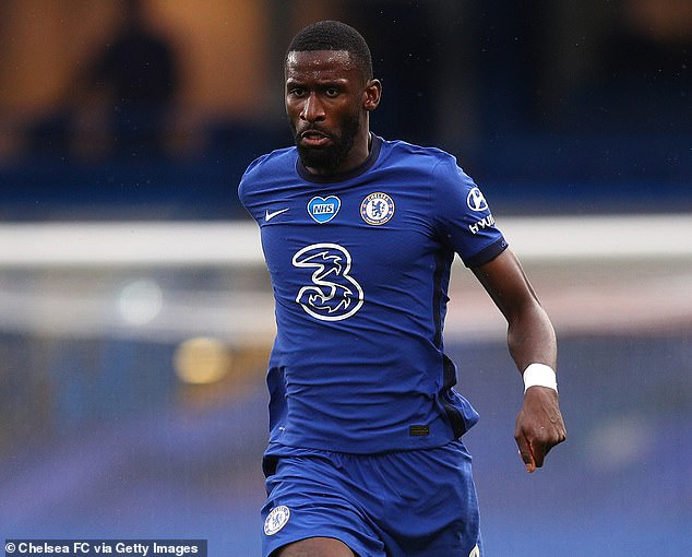 Chelsea weigh-up PSG's loan offer for Antonio Rudiger but want to sell him  permanently - Latest News Post