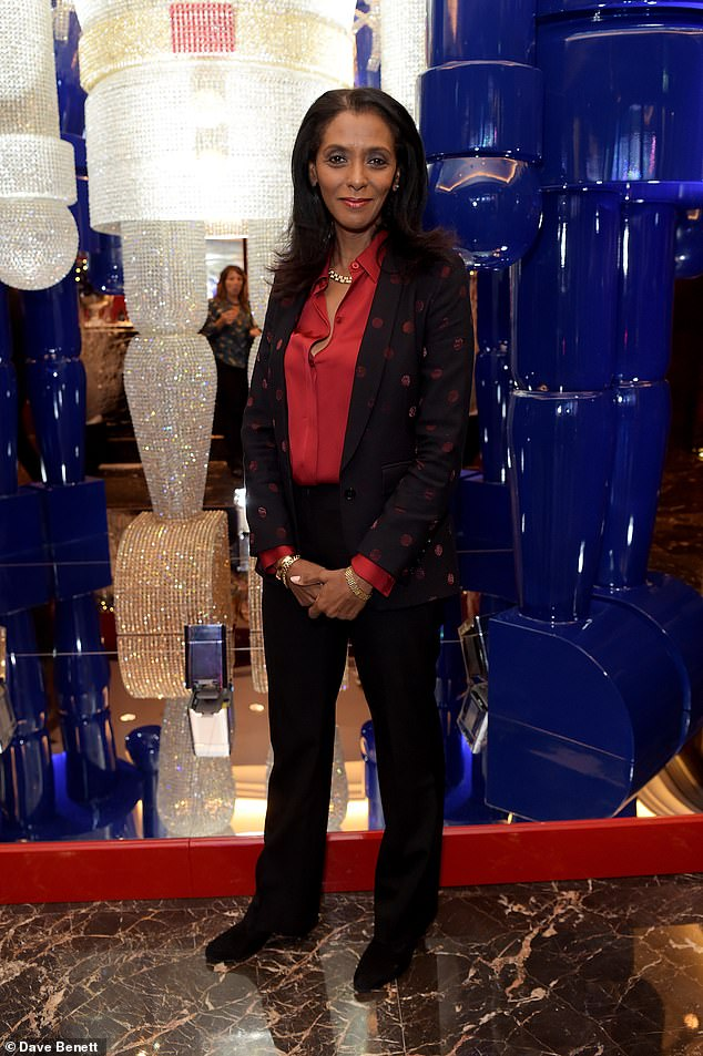 Prince William And Kate Middleton Appoint Zeinab Badawi As Royal Foundation Director Xoonews