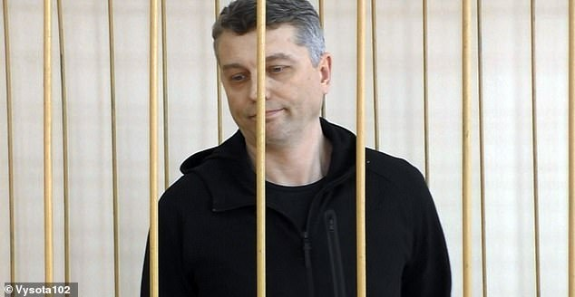 Reports from Obretetsky's home city of Volgograd reveal he has been in business with a Dmitry Tozik, who iscurrently behind bars in Russia after being extradited from Belarus last year