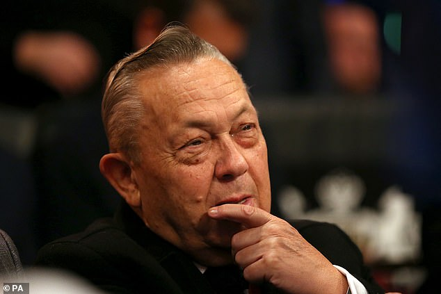 West Ham owner David Sullivan warns the club may not sign ...
