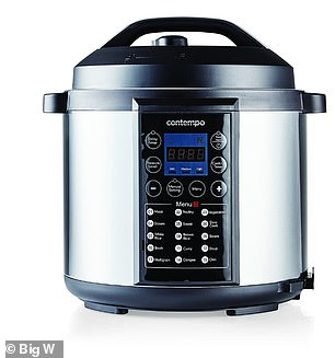 Of the 15 multicookers tested, the $79 Contempo 5-in-1 pressure cooker was one of the cheapest models on the market but it outperformed some of the pricier brands
