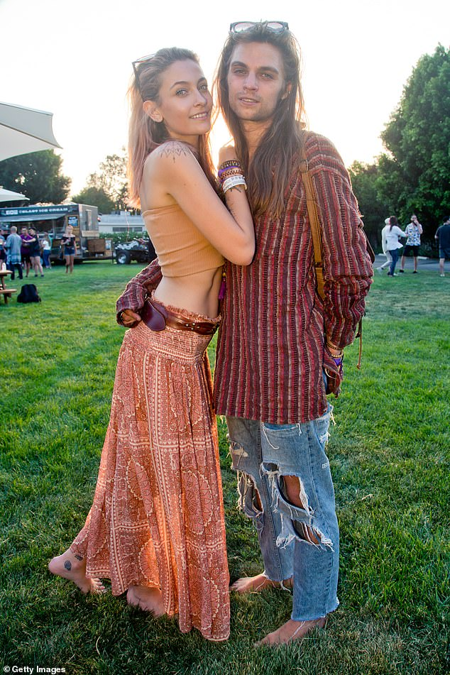 It's over: The singer an actress appeared in a docuseries this summer with her boyfriend Gabriel Glenn, before amicably breaking up in early August; shown in 2018